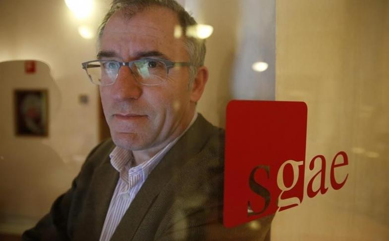 Reunión de AMA con José Luis Acosta, Presidente de SGAE