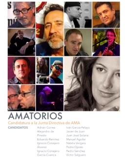Elecciones AMA 2016